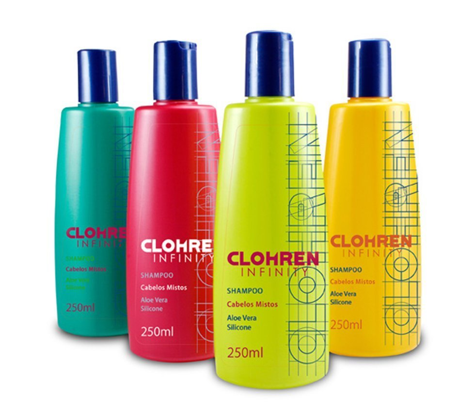shampoo clohen Portfolio