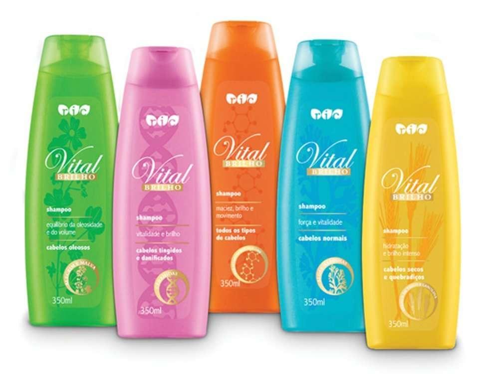 shampoos Portfolio