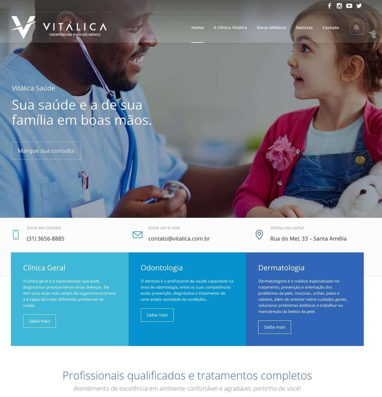 vitalica Portfolio