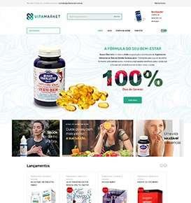 vitamarket thumb Webdesign