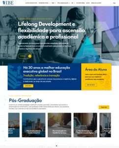 ibe thumb 1 Criação de sites